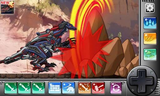 Apatosaurus - Dino Robot  screenshots 4