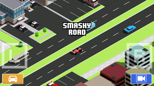 Smashy Road: Wanted android2mod screenshots 10