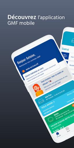 GMF Mobile 8.0.0 screenshots 1