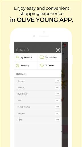 global oliveyoung screenshot 2