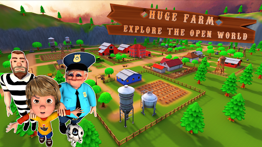 Granny's Farm Neighbor 1.5 screenshots 10