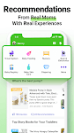 screenshot of GLOW. Pregnancy & Baby Tracker + Baby Registry App