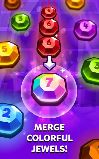 Bubbu Jewels - Merge Puzzle  screenshots 15