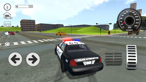 Police Car Drift Simulator 2.0 screenshots 7