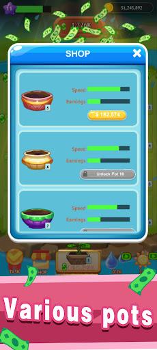 Money Garden -- plant trees and harvest money screenshots 4