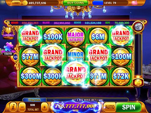 Golden Casino: Free Slot Machines & Casino Games 1.0.409 screenshots 13