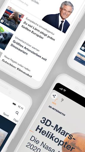 ZDFheute - Nachrichten  screenshots 2