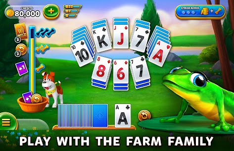 Solitaire Grand Harvest – Free Tripeaks Solitaire 6