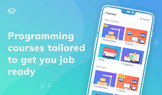 Programming Hub Mod Apk: Learn to code (Subscription Unlocked) 2