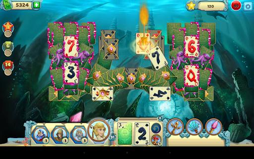 Solitaire Atlantis  screenshots 8