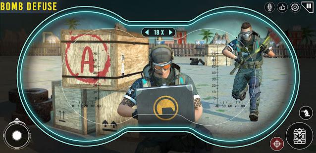 Commando Shooting Games 2021: Real FPS Free Games 21.6.3.0 Screenshots 19