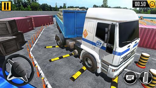 Big Truck Parking Simulation - Truck Games 2021 1.9 Screenshots 1