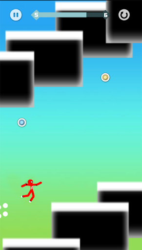 Super Hero Hook: Stickman Rope Swing  screenshots 2