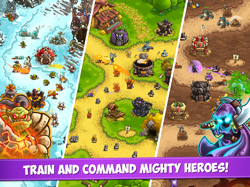Kingdom Rush Vengeance  - Tower Defense Game 1.9.10 screenshots 10