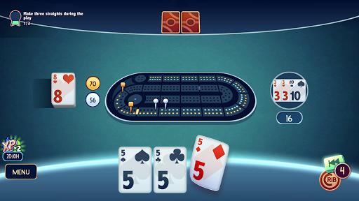 Ultimate Cribbage - Classic Board Card Game  screenshots 5