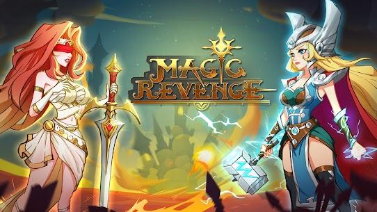 Magic Revenge:Casual IDLE RPG 1