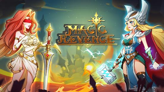 Magic Revenge:Casual IDLE RPG 1.0.93.222 screenshots 1