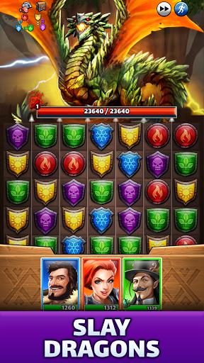 Empires & Puzzles: Epic Match 3 39.0.0 screenshots 2