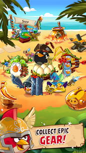 Download Angry Birds Epic MOD APK 2021 [Unlimited Money/Shopping] 1