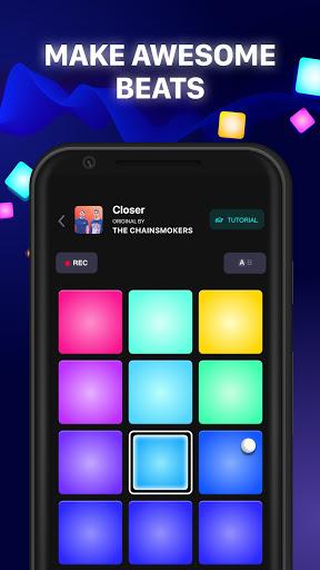 Beat Maker Pro - Music Maker Drum Pad android2mod screenshots 2