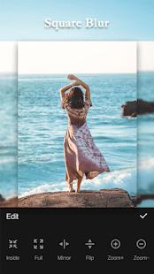 Square Fit-Blur Photo Backgroud&Square Pic Editor