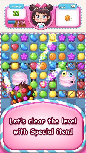 New Sweet Candy Pop: Puzzle World 1.3.23 screenshots 4