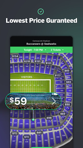 Gametime - Tickets to Sports, Concerts, Theater 13.7.0 com.gametime.gametime apkmod.id 3