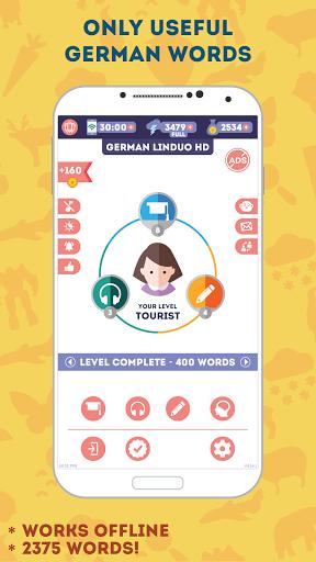 German for Beginners: LinDuo HD 5.15.1 screenshots 2