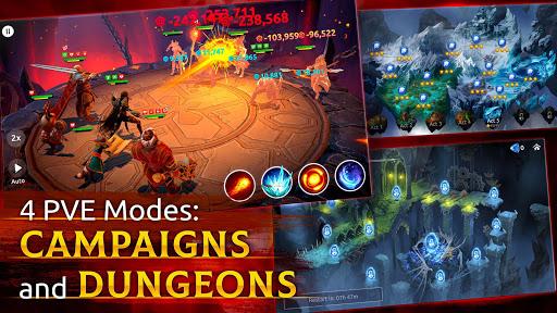 Age of Magic: Turn-Based Magic RPG & Strategy Game  screen 2
