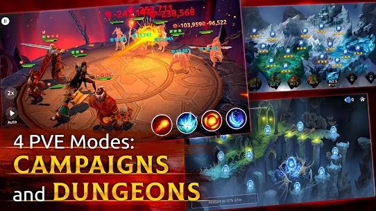 Age of Magic: Turn-Based Magic RPG & Strategy Game 3