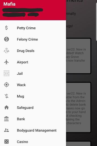 Mafia Mobile App 125.0 screenshots 1