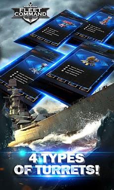 Fleet Command – Kill enemy ship & win Legion Warのおすすめ画像1