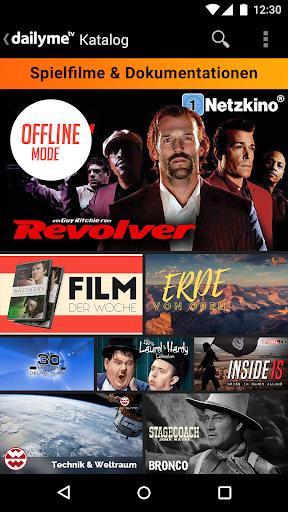 dailyme TV, Serien, Filme & Fernsehen TV Mediathek  screenshots 5