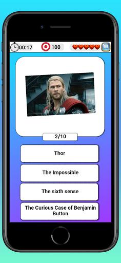 Guess the Movie Quiz 2021  screenshots 7