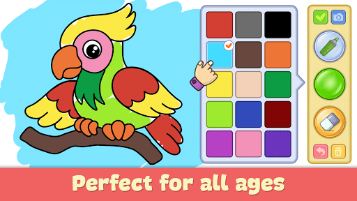 Coloring and drawing for kids APK MOD Download 1