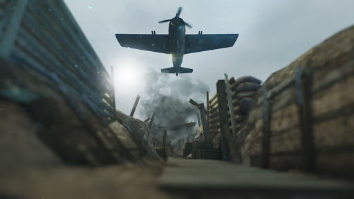 Ghosts of War: WW2 Shooting games apkpoly screenshots 1