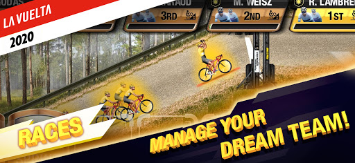 Tour de France 2020 Official Game - Sports Manager 1.4.0 screenshots 23