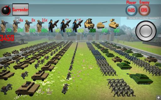 World War 3: Terror Battles RTS 2.1 screenshots 8