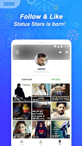 VClip - Ur Video Status, Indian Whatsapp Status  Screenshots 2