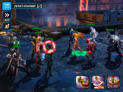 MARVEL Strike Force - Squad RPG Screenshot