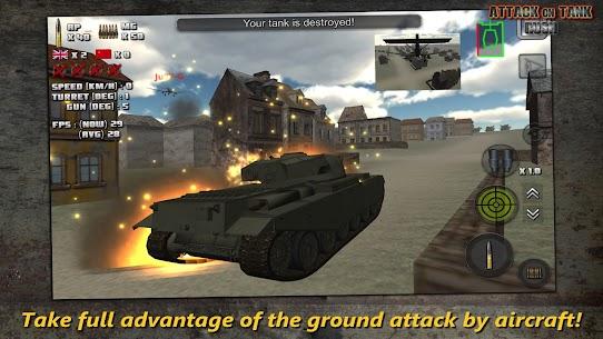 Attack on Tank: Rush v3.5.1 MOD (Money/Gold) APK 5