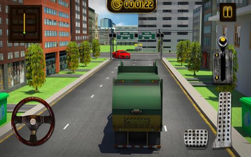 Garbage Dumper Truck Simulator 1.3 screenshots 12
