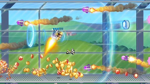 Jetpack Joyride 1.40.1 screenshots 7