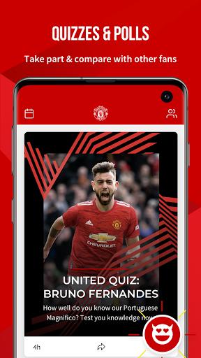 Manchester United Official App 8.0.10 Screenshots 6