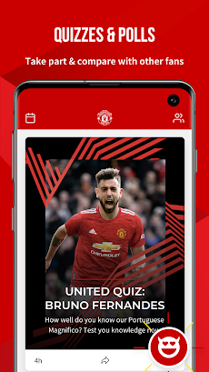 Manchester United Official Appのおすすめ画像4