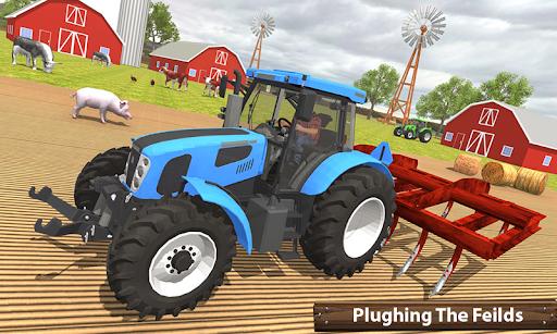 Organic Tractor Farming SIM: Mega Harvesting 3.0.3 screenshots 4