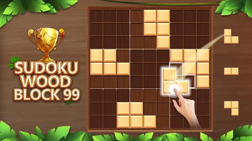 Sudoku Wood Block 99 apktram screenshots 5
