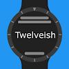 Twelveish - Customizable Text Watch Face for Wear