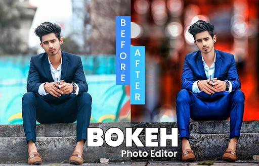 Bokeh Cut Cut - Background Changer &  Photo Editor apktram screenshots 3