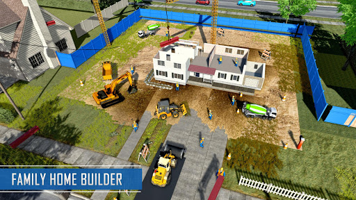 New Family House Builder Happy Family Simulator 1.6 Screenshots 16